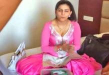 haryana singer and dancer Sapna
